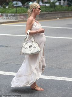 Nicky Hilton on Manhattan, July 7th, 2016   http://www.jetradar.com/?marker=57819 #nickyhilton #pregnantcelebrity