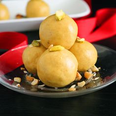 Besan Ladoo is an easy to make Indian sweet you can make in less than 15 mins. It is just about roasting the besan flour and adding sugar to it.