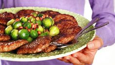 no Norwegian Food, Kung Pao Chicken, Main Dishes, Steak, Bacon, Pork, Vegetables, Ethnic Recipes, Game