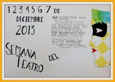 Semana del teatro 2013.