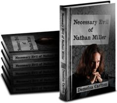 Carlton, Demelza: Necessary Evil of Nathan Miller, Nightmares Trilogy Book 2
