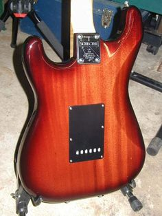 1996 Schecter Custom Shop Traditional Schecter Guitars, Music Instruments, Traditional, Shopping, Musical Instruments