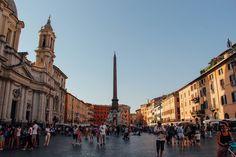 Piazza Navona -- Rome, Italy | The 25th Hour Studio