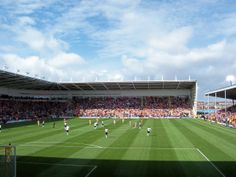 Bloomfield Road - now an Asset of Community Value, thanks to the work of the Seasiders Independent Supporters Association (Blackpool) Civil Engineering Projects, Blackpool Fc, Football Predictions, Football Stadiums, England, Sports, Community, Sport, English