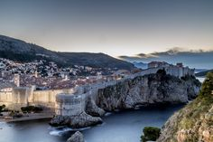 Dubrovnik Dubrovnik, Croatia, Travel Tips, Water, Outdoor, Sunrise, Old Town, Gripe Water, Outdoors