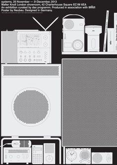 Neubau / Das Programm / Walter Knoll London / Systems / Form as...