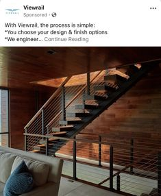 Deck Design, Stairs, Home Decor, Cover Design, Stairway, Staircases, Interior Design, Ladders, Home Interior Design
