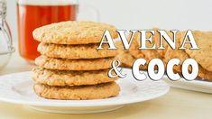 Estas galletas de Avena y Coco son muy muy ricas y facilisimas de hacer. Anota la receta en este video y pruébalas.