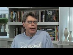 Writing tips from the Master himself: Stephen King