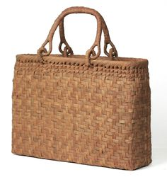 Japanese handmade KAGO bag