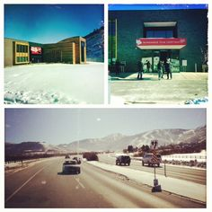 on the way to #TempleTheater #Sundance