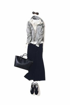 Love the hoodie and fancy sneaks with a dressy pant. Simple Outfits, Fall Outfits, Casual Outfits, Fashion Outfits, Womens Fashion, Fashion Trends, Daily Fashion, Spring Fashion, Winter Fashion