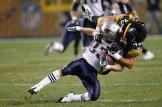 Troy Polamalu - New England Patriots v Pittsburgh Steelers http://pinterest.com/hamptoninnmonro/ #hamptoninnmonroeville http://www.facebook.com/#!/HamptonInnMonroeville