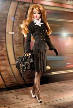 Pretty Pleats™ Barbie® Doll | The Barbie Collection