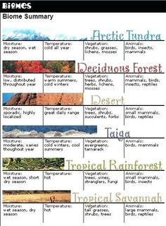 Biome Worksheets Coloring Worksheet Middle School Cc Cycle W Teaching Geography, World Geography, Teaching Science, Science Education, Science Activities, Geography Activities, Geography Quotes, Geography Classroom, Geography Lessons