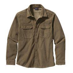 M's Long-Sleeved Workwear Shirt (53795)