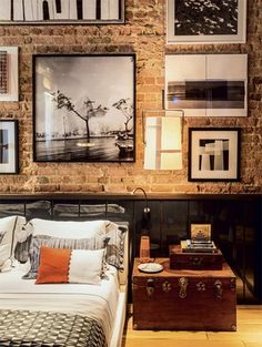 These 20 Masculine Interiors Are Sure To Remind You Why We All Love Men ;-) — DESIGNED w/ Carla Aston