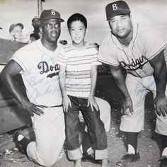 Twitter / Dodgers_History: Would love to know what Jackie ...