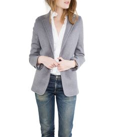 Ann Mashburn The Uniform Jacket / AnnMashburn.com