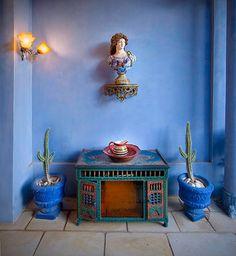 The Seven Essential Colors of Southwest Design | Southwest Interior Design Center