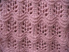 Free Pattern: Japanese Waves by Nanna Gudmand-Høyer