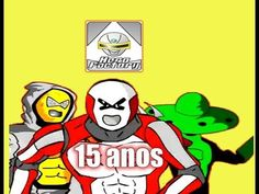 Tokusatsu- 15 anos da Hero Factory Brazil