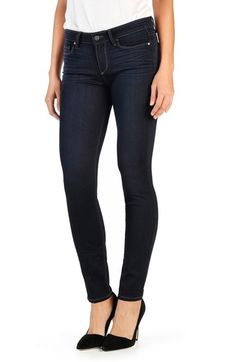 PAIGE 'Transcend - Verdugo' Ankle Ultra Skinny Jeans (Ellora) available at #Nordstrom