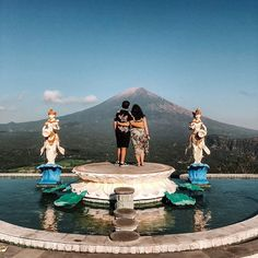 """#ilovebalibecause """"Wishing I was back here making memories with @frankie_alex_smith right now 💘 being sat at home is only making my travel bucket list get longer...""""    📸: @maisjayne  📍: Lempuyang Temple    - Upload your Bali photo telling us about your favourite memory   - Tag us at @thebalibible  - Don't forget to use #ilovebalibecause & #thebalibible    #thebalibible #bali #balibible #ilovebali #ilovebalibecause #wewilltravelagain #togetherintravel #wanderlust… Best Of Bali, My Bible, Making Memories, Don't Forget, Temple, Bucket, Wanderlust, Photo And Video, Travel"""