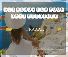 Get Ready For Your Next Adventure From #Traaal \m/  We are Coming Soon!  #FollowUs and #StayTuned! (^_^)  #travel #travelphotography #traveltips #startups #adventures #solo #traveling #photo #fun #luxury #culture #solo #onlinetravelagency #nature #tours #business #guide