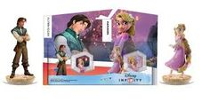 disney infinity 2.0 characters - rupunzle and Flynn rider We have Repunzel