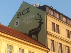 Some #awesome wall #signage in #Prague. This city has some great #signs! #Travels #Creative #Photography