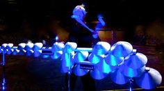 Blue man Aluphone
