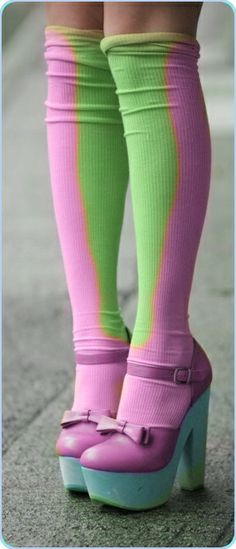Fun colors and adorable style!...