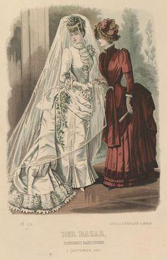 Der Bazar 1883