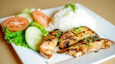 Petto di pollo alla piastra, petto di pollo marinato, ricetta facile e veloce
