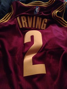 LEGEND! Kyrie Irving, Cavs, #2
