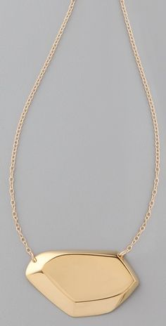 Gorjana, Blake Faceted Necklace