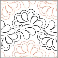 """Adagio © 2015 Sarah Ann MyersPaper Pantograph: A single row is 11"""" wide - printed with one row – 144"""" longA feather group measures approximately 9""""W x 8""""HAll digital designs include the following conversions: CQP, DXF, HQF, IQP, MQR, PAT, QLI, SSD, TXT, WMF and 4QB or PLT. Most designs also include a DWF, GIF and PDF. This pattern was converted by Digitech.* This design is available in digital and paper. Please select your preference below."""