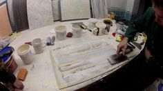 Венецианская декоративная штукатурка.АМБРАКИЯНСКАЯ фреска.Venetian decor...