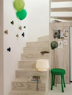 The Dots Staircase
