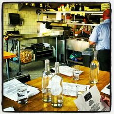 Chef's Table.  Photo by sheilajopiano
