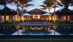 Two-Bedroom Beachfront Pool Villa   Luxury Hoi An Hotel in Vietnam   The Nam Hai Hoi An Beach Resort   GHM