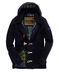 Superdry Classic Duffle Jacket - Men's Jackets