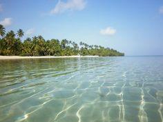 Playa La Esperanza (La Clong), entre manglares del Portillo y manglares de Playa El Limón, Samaná, R.D.