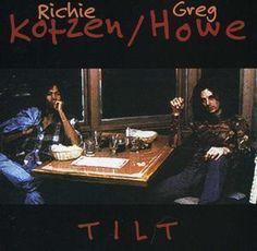 Tilt - Richie Kotzen, CD