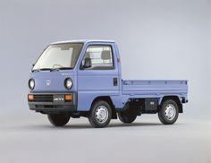 Honda Acty Truck SDX '1988–90