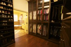 In our portfolio, you can view some of our high quality custom closet installations and get inspiration for your own. | Ultimate Closet Systems | Custom Closets | Closet Organization | Closet Dream | Closet Design | Closet Storage | Closet Remodel | Master Closet