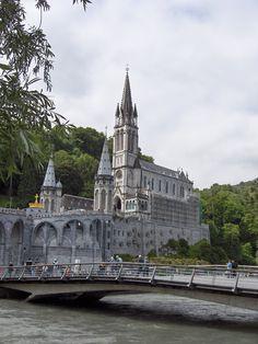 Lourdes, Haute-Pyrenees