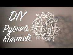 Tee se itse | Kranssi muovipilleistä | Himmelikranssi - YouTube
