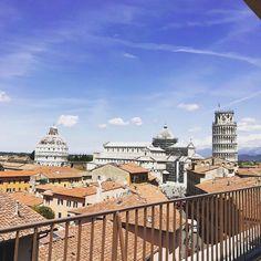 sui tetti di Italia !!! #travelworking